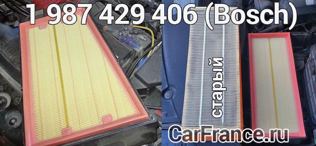 1 987 429 406 Bosch воздушный фильтр