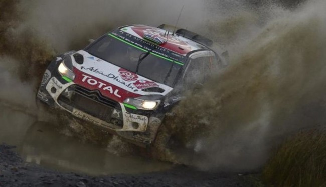 Чемпионат World Rally Championship – 2015