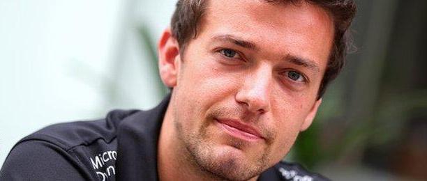 Джолион Палмер, водитель Формулы-1