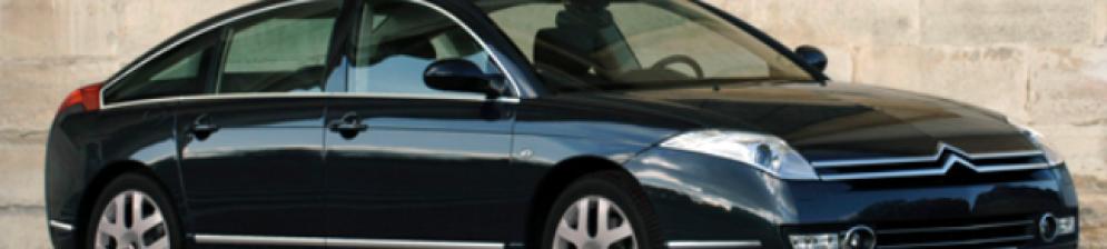 Citroen C6, модель 2005 года