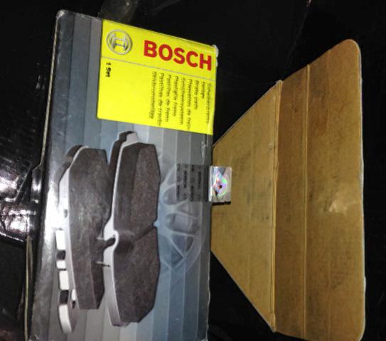Тормозные колодки BOSCH - 0 986 494 033