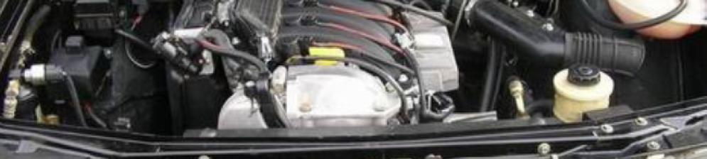 АЗЛК-2141 «Москвич», мотор Renault F4R