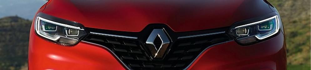 Renault Kadjar 2015-2016