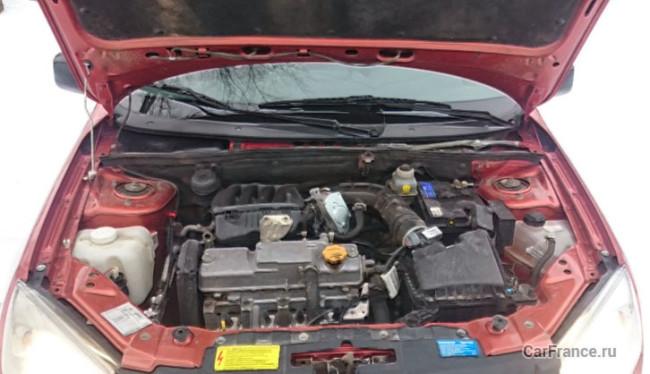 Двигатель 21116 Лада Гранта 87 лошадиных сил