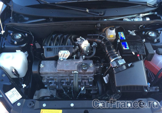 21116 двигатель гнёт клапана Лада Гранта