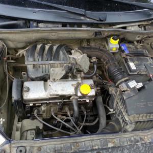 Двигатель 87 л.с. Лада Гранта 8 клапанов