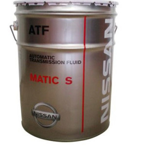 Бочка NISSAN Matic Fluid S