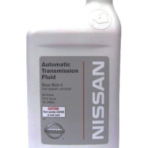 NISSAN Matic Fluid S спереди