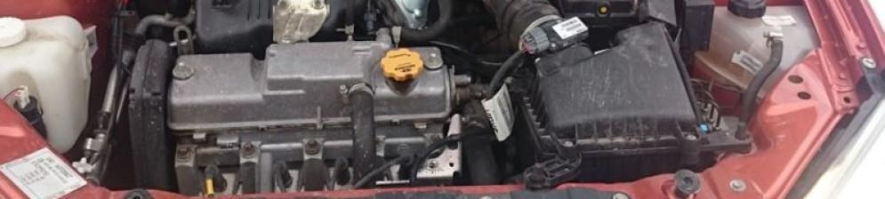 Двигатель Лада Гранта 2116 87 лошадиных сил