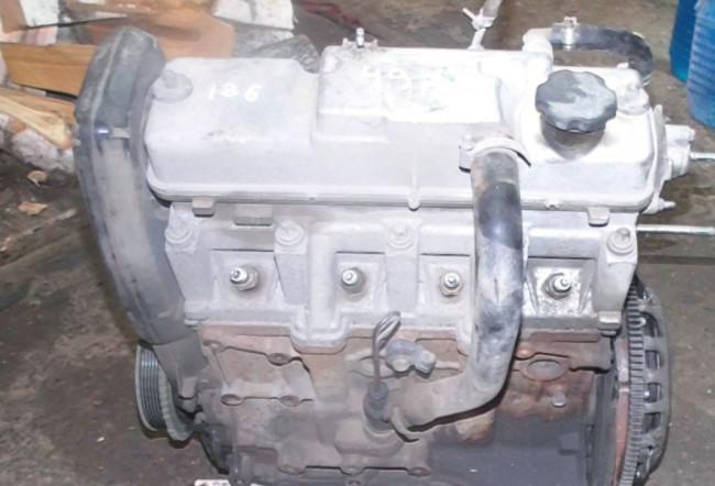 Двигатель 11186 Лада Гранта