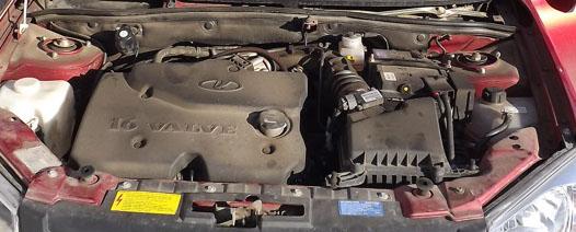 Двигатель 21126 под капотом Лада Гранты