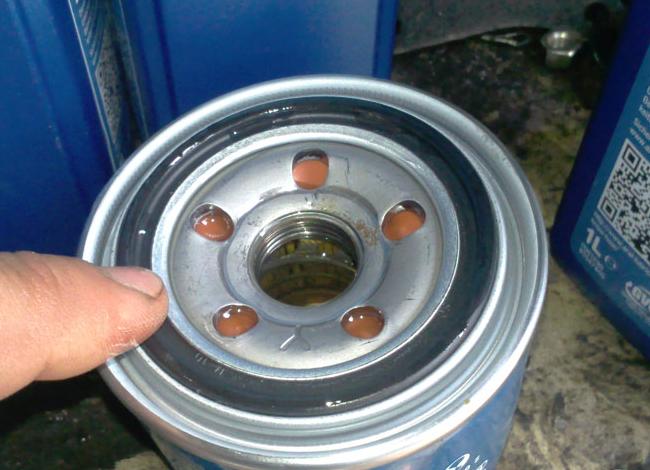 Масляный фильтр для двигателей ВАЗ