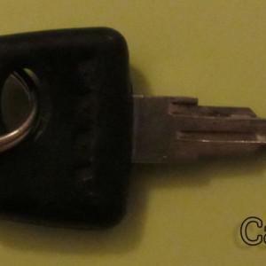 Чёрный ключ Лада Гранта комплектация Норма