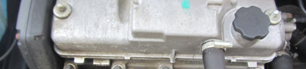 Двигатель Лада Гранта 87 л.с. под капотом