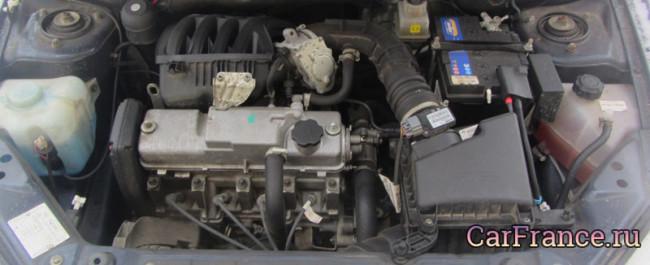 Двигатель Лада Гранта 16 клапанов