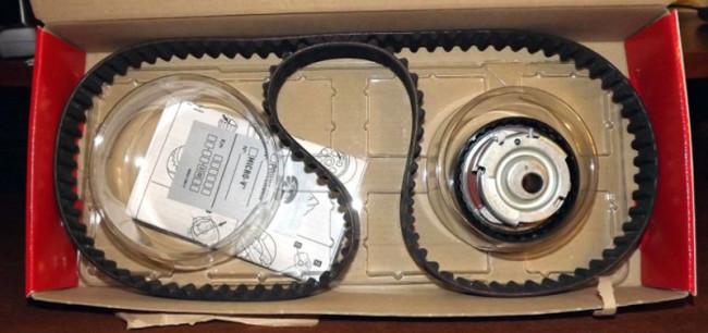 Ремень ГРМ упаковка Gates 16 клапанов Лада Гранта