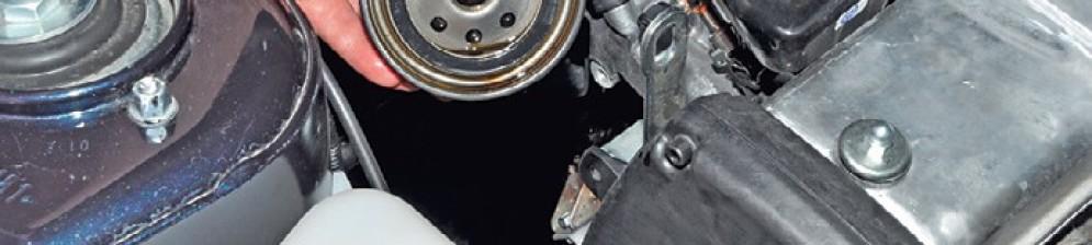 Маслофильтр двигателя ВАЗ-21116