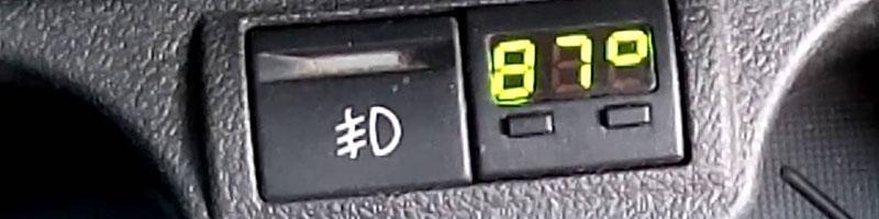 Датчик температуры охлаждающей жидкости гранта 8 клапанов