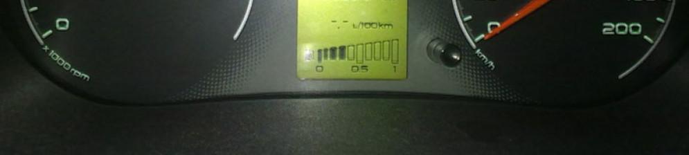 Спидометр Лада Гранта показывает 0 км в час из-за поломки датчика скорости