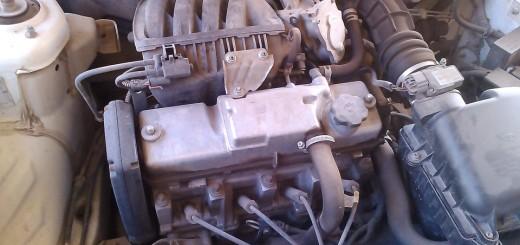Мотор 21116 и его свечи
