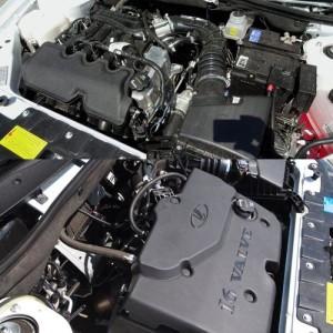 Моторы 21126 и 21127