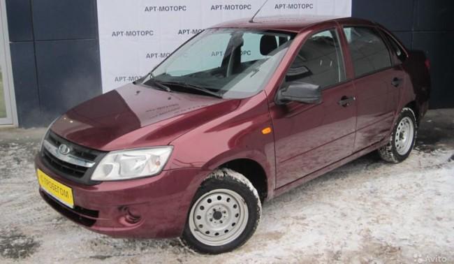 АРТ Моторс автосалон в Уфе