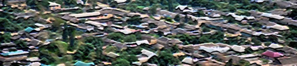 Башлыкент вид на село