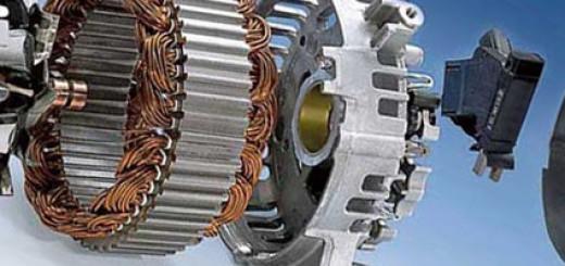 Схема генератора изнутри