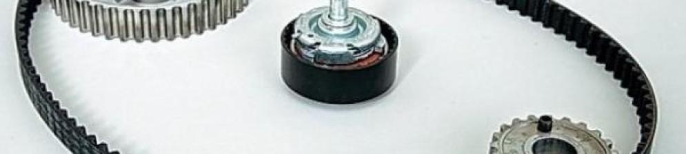 Ремень ГРМ и ролик с автоматическим натяжением
