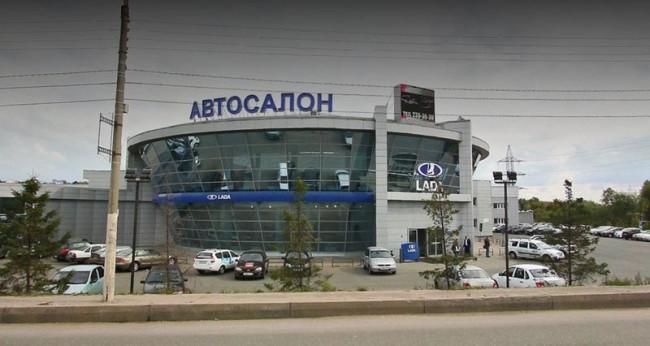 Автосалон КанАвто в Казани продажа Лада Гранта