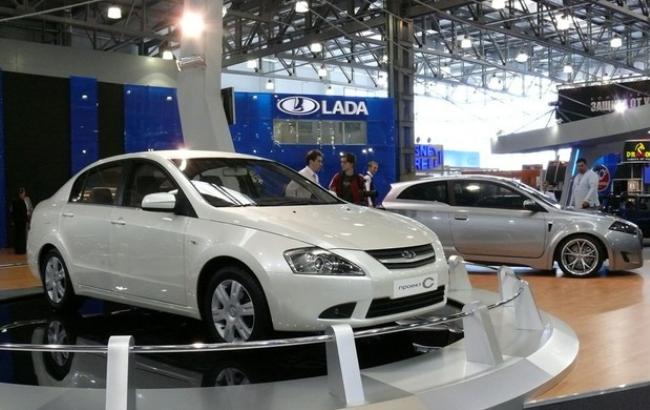 Проект LADA C, седан