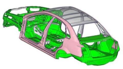 Карта оцинковки Chevrolet Lacetti
