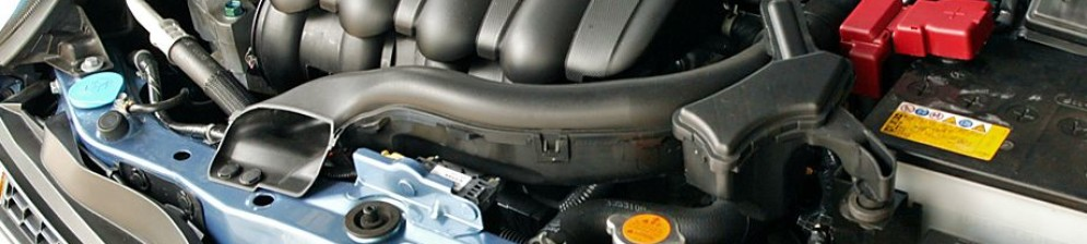 Мотор Nissan HR16DE, 1,6 л