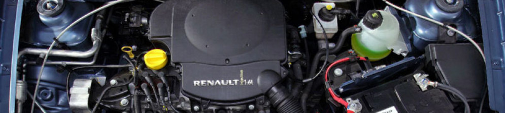 Двигатель Рено 8 клапанов объём 1.6 Рено Логан