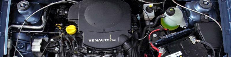Двигатель Рено Логан: особенности, характеристики