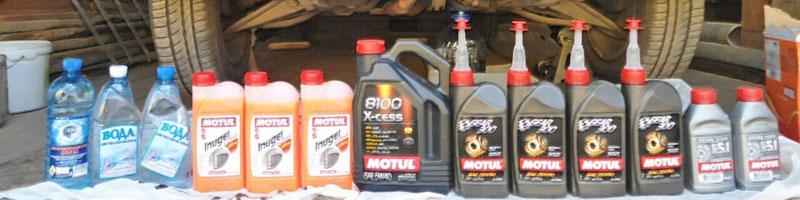 Какое масло заливается в коробку передач Рено Логан?