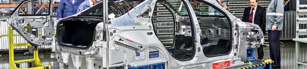 Алюминиевый идеальный кузов