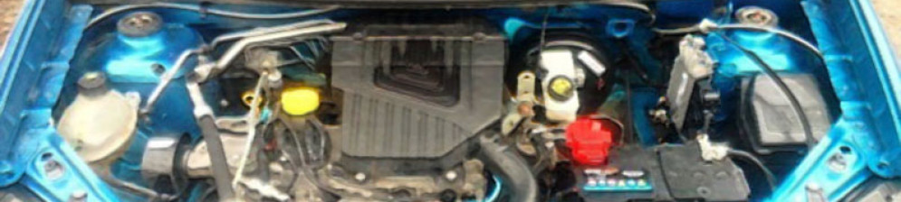 Троит двигатель 1.6 Рено Логан 2014 года