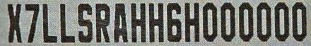 Вин Код Рено Логан с указанием модели двигателя