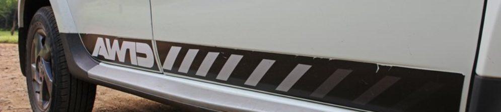 Кроссовер Дастер AWD, первое поколение