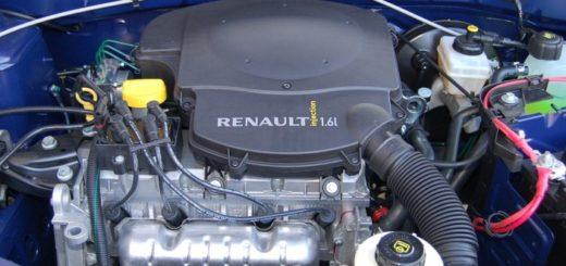 Двигатель Логан, 8 клапанов