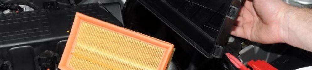 Корпус фильтра двигателя Дастер, бензин