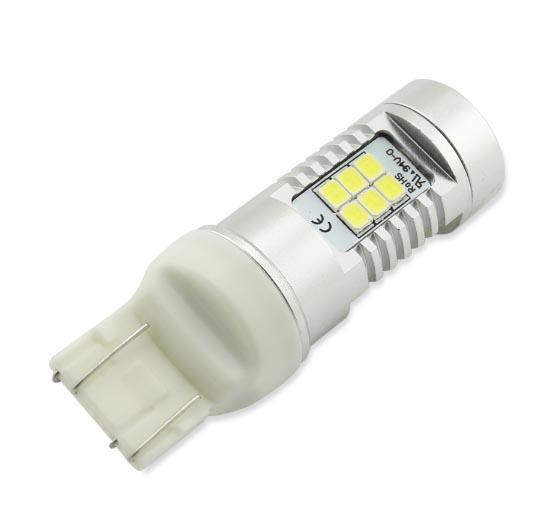 Пример светодиодной лампы для Лада Гранта без переделки