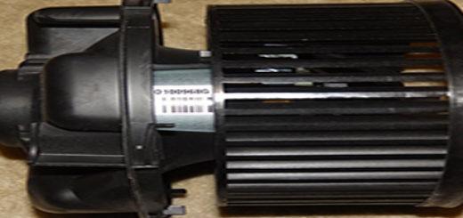 Вентилятор печки на Рено Логан.