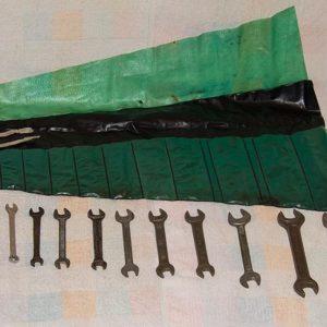 Набор торцевых ключей из СССР