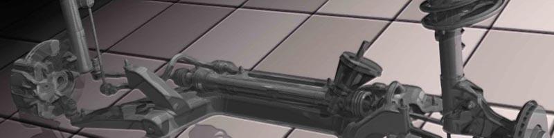 Задняя и передняя подвеска Рено Логан: устройство, выбор и замена стойки стабилизатора, рычага, пружины