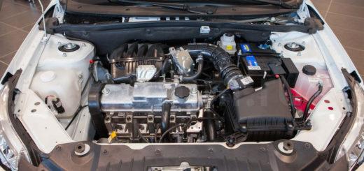 Двигатель 11189 на Ларгусе