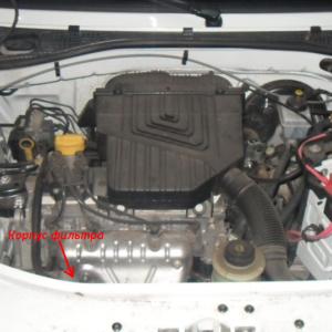 Ларгус, K7M, мотор 8-клапанов