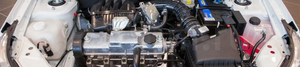 Ларгус с мотором 11189