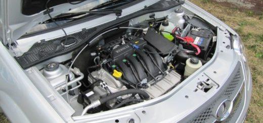 Мотор K4M Ларгус